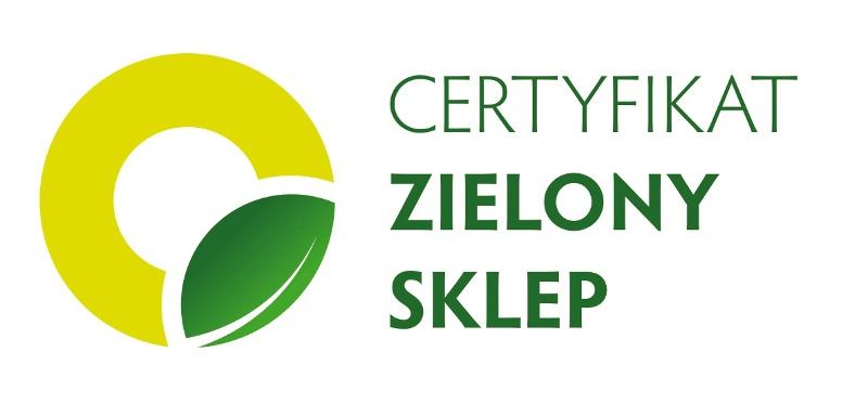 Certyfikat Zielony Sklep