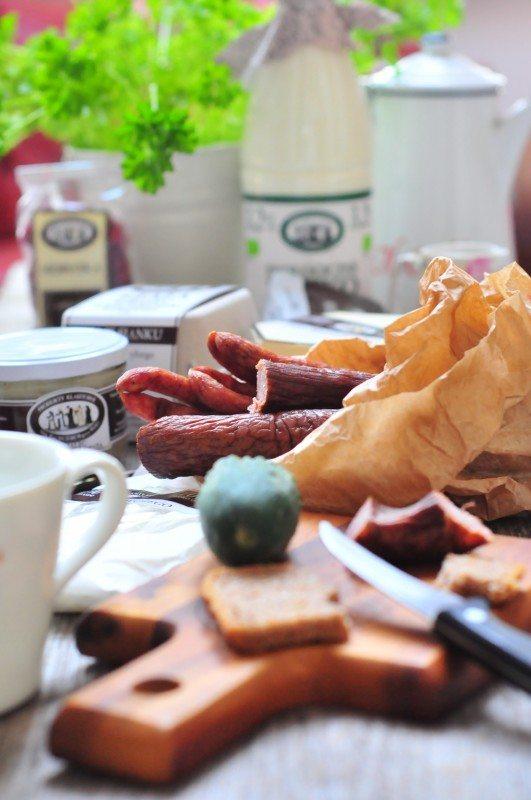 Jedzenie ekologiczne Produkty Klasztorne S.A.