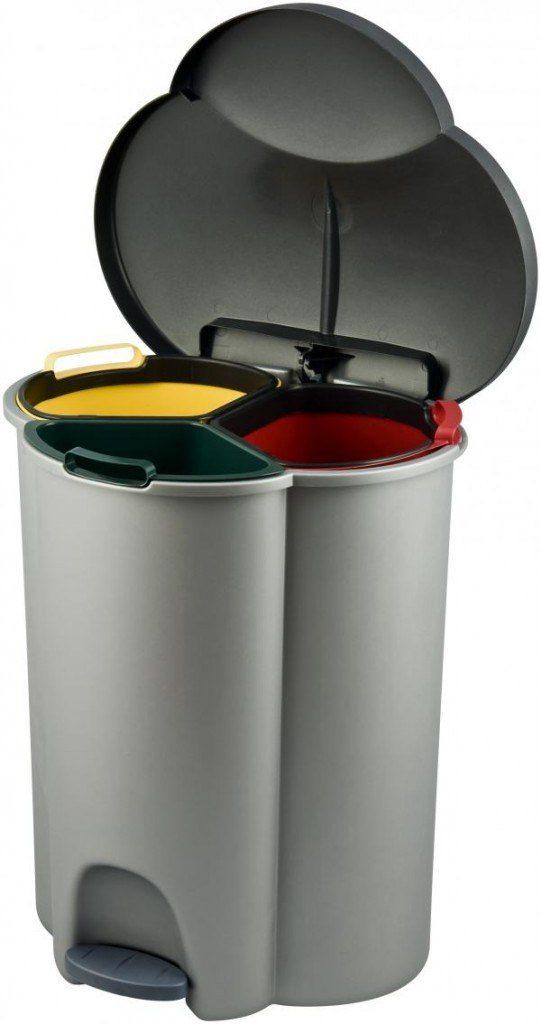 Kosz do segregacji śmieci