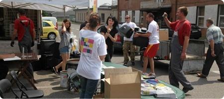 Ogólnopolska kampania selektywnej zbiórki ZSEE