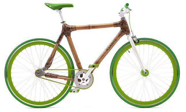 Asante Bamboo Bikes – bambusowe rowery
