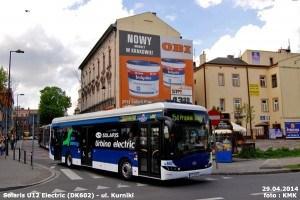 Autobus elektryczny Solaris Urbino 12 Electric 1