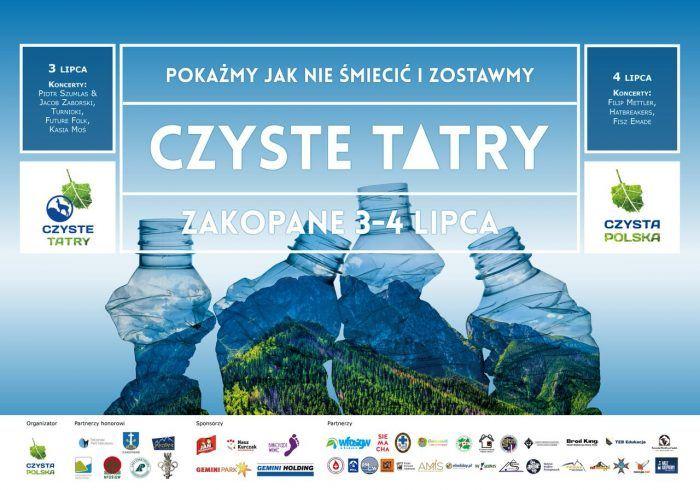 Czyste Tatry akcja ekologiczna