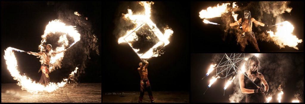 Nashi Art – Pokaz Ognia -1