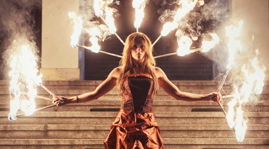 Nashi Art – Pokaz Ognia -2