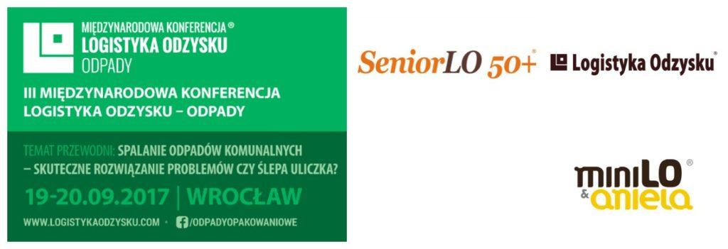 Patroni Medialni III Międzynarodowej Konferencji Logistyka Odzysku – Odpady -1