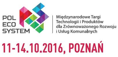 Międzynarodowe Targi Technologii i Produktów dla Zrównoważonego Rozwoju i Usług Komunalnych w Poznaniu