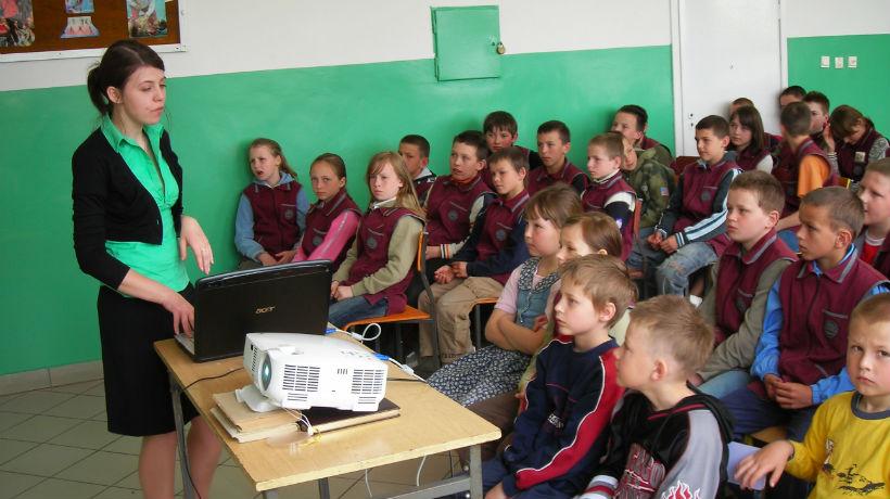 Warsztaty Mistrz Recyklingu 2008