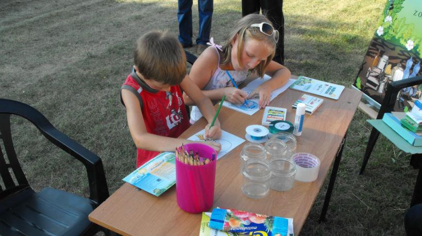 Edukacja Ekologiczna w Węgrowie
