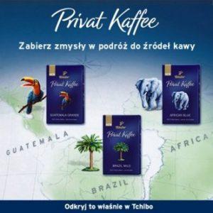 Kawy Tchibo Privat Kaffee
