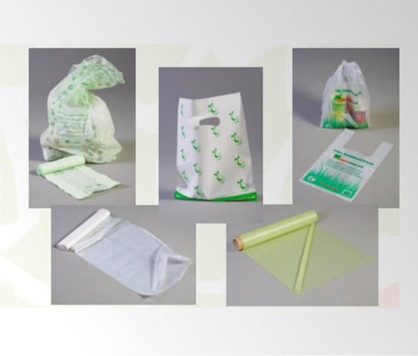 Produkty z folii biodegradowalnej 2