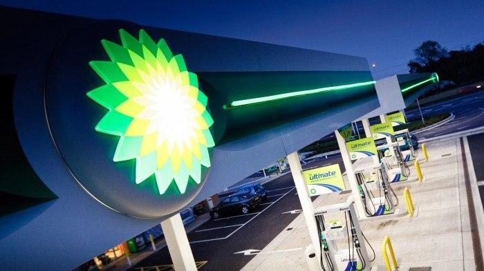 Zielone stacje BP