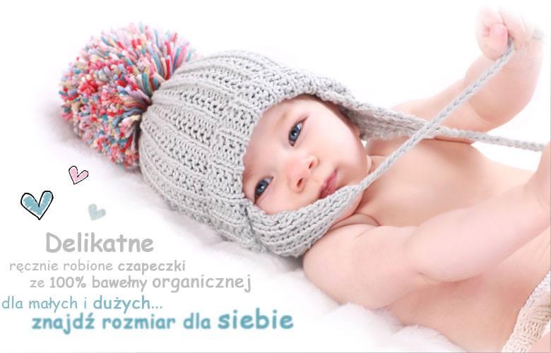Ekologiczne ubranka dla dzieci Baby Project