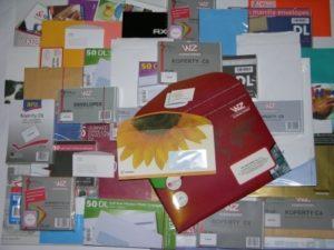 Koperty z papieru certyfikowanego przez fsc