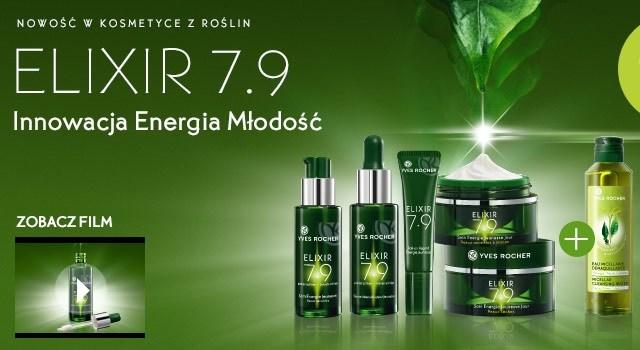 Kosmetyki firmy Yves Rocher