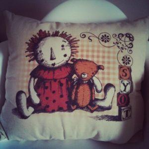 Poduszki dekoracyjne Luffi