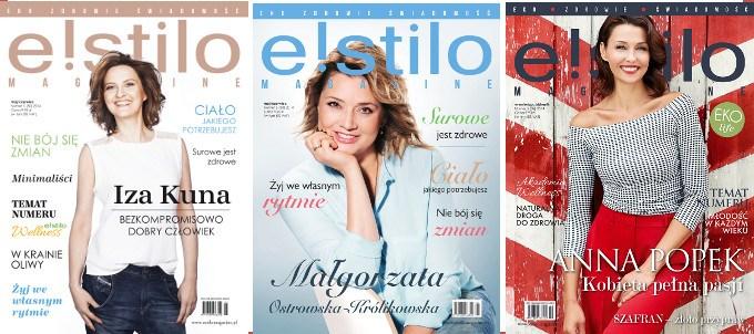 E!stilo magazine
