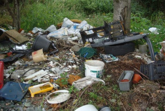 Odbiór odpadów raz na kwartał