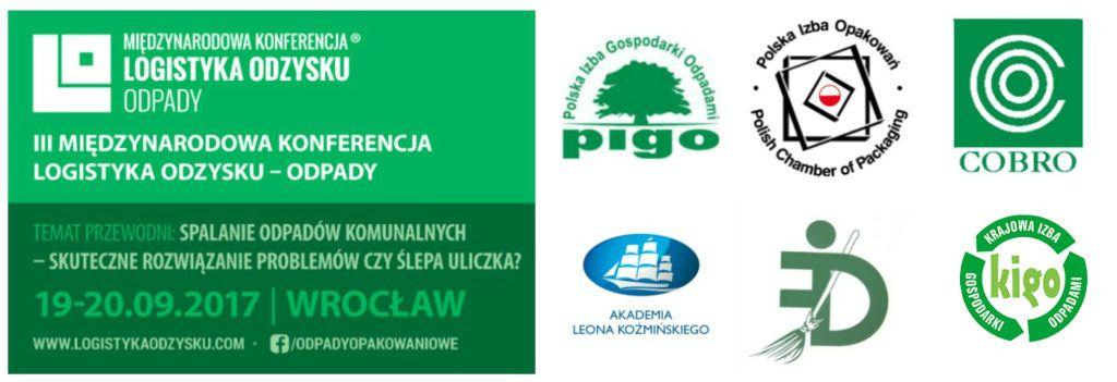 Krajowa Izba Gospodarki Odpadami Patronem III MKLO–Odpady 1