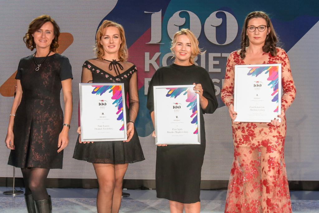 Gala kobieta biznesu 2017 2