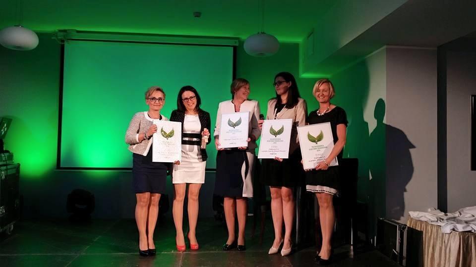 Gala finałowa Przedsiębiorca Efektywny Surowcowo 2014